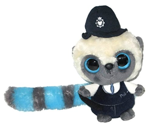 yoo-hoo-and-friends-police-raccoon-plush-7-with-sound
