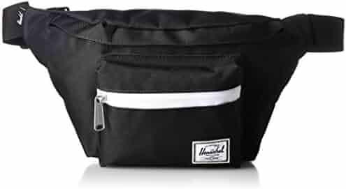 Herschel Supply Co. Seventeen Hip Pack,Black,One Size