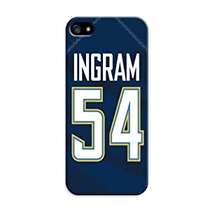 Iphone 6 Plus Protective Case,Good-Looking Football Iphone 6 Plus Case/San Diego Chargers Designed Iphone 6 Plus Hard Case/Nfl Hard Case Cover Skin for Iphone 6 Plus