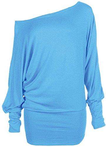 Momo Fashions - Camisas - para mujer Turquoise