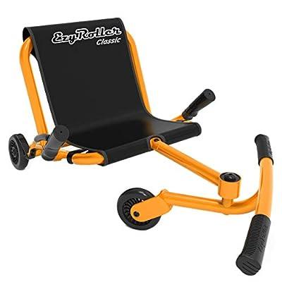 EzyRoller Classic Ride On - Orange: Toys & Games