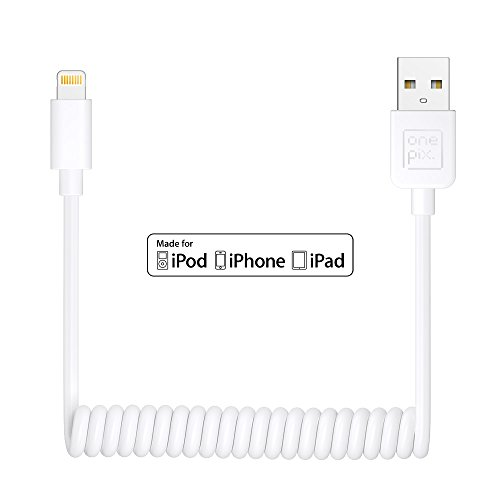 iphone 5 cable coiled - 9