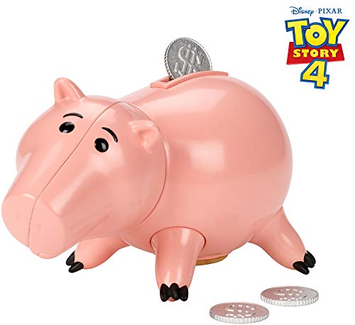 "Disney Pixar Toy Story Hamm Figure, 3.5"""