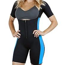 Neoprene Bodysuit Weight Loss Suit Sweat Sauna Body Shaper Hot Shapewear Sliming