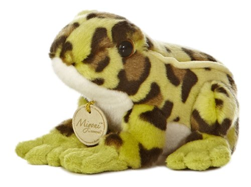 - Aurora World Miyoni Frog 9