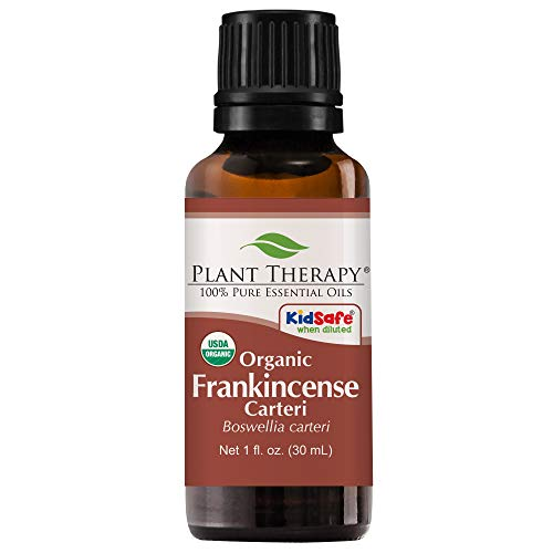Plant Therapy Frankincense Carteri Organic Essential Oil