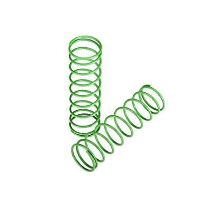 Traxxas 3758A Green Shock Springs, Front (pair): Toys & Games