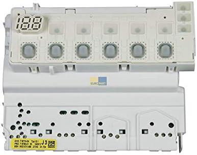 Module de commande pour lave vaisselle Bosch 00609423: Amazon.es ...