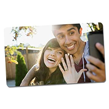 Exciting Lives Personalised Photo Fridge Magnet