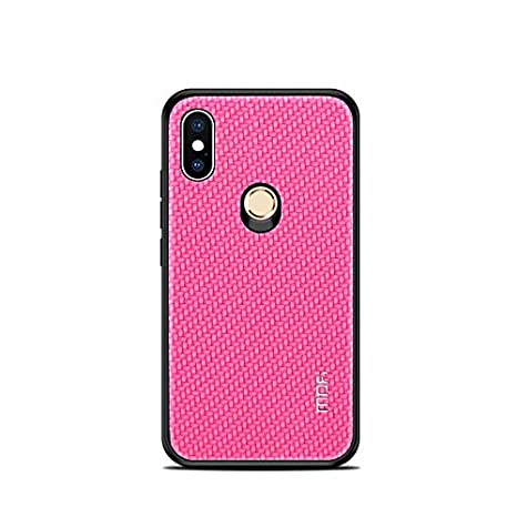 Amazon.com: Jiangym - Carcasa para Xiaomi Mi 8, color negro ...