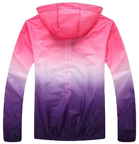 Lluvia Libre Aire Und Gelb Laisla Fashion Con Coat Cazadora Mujeres Grün De Capucha Transpirable Al You Clásico Chaqueta Ligero Secado Uv Rápido Impermeable PPtq7A