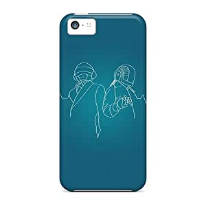 Iphone High Quality Tpu Case/ Daft Punk Music Sdy860opcp Case Cover For Iphone 5c