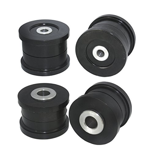 4x Axle Carrier Mount Rear Subframe Bushing Kit for BMW E46 99-05 A -PSB 651-652