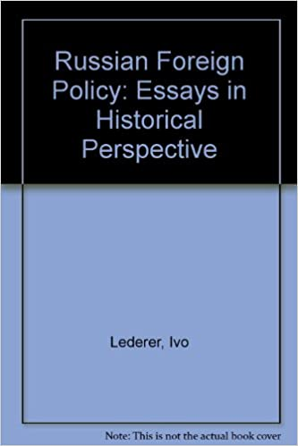 russian foreign policy essays in historical perspective ivo russian foreign policy essays in historical perspective