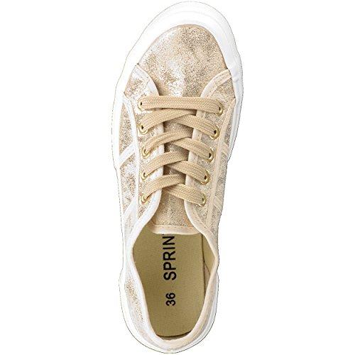 Sneaker Brandsseller Brandsseller Gold Gold Sneaker Brandsseller Donna Sneaker Donna qxwYFIAw