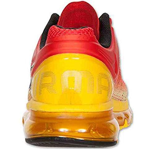 Nike Air Max + 2013 Premium, # 579.954-807, Dimensioni 11.5 Us