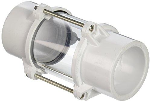 Pentair 50901600 1-1/2-Inch Socket Sight Glass