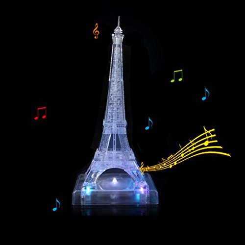 3d crystal puzzles eiffel tower - 6