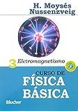 capa de Curso de Física Básica: Eletromagnetismo (Volume 3)