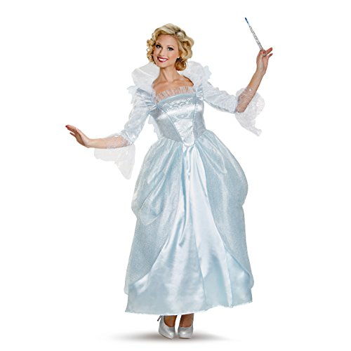 Women's Fairy Godmother Prestige Costume,