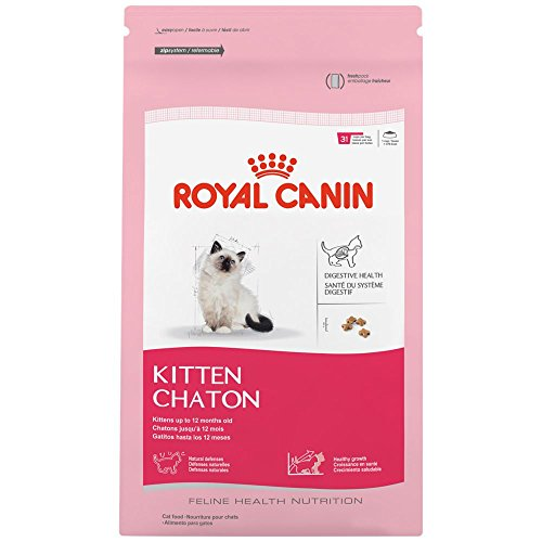 ROYAL CANIN FELINE HEALTH NUTRITION Kitten dry cat food, 3.5