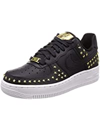 Womens Air Force 1 07 SE Leather Casual Shoes