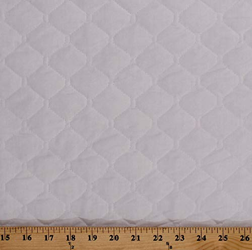 Face Quilted Fabric - 42