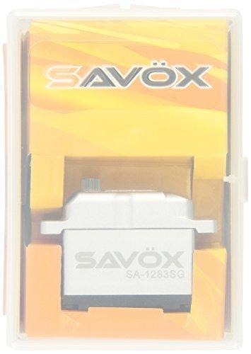 Savox SB-2271SG Ultra Torque Brushless Steel Gear Standard Digital Servo High Voltage