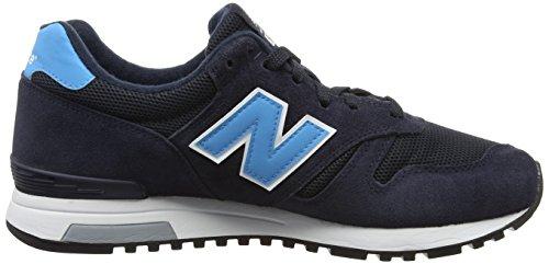 New Balance 565, Zapatillas de Running para Hombre Multicolor (Navy 410)