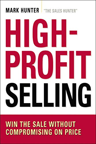 In the high-pressure quest to make a sale, acquire a contract, and beat out other bidders, sales professionals frequently resort to cutting prices, offering discounts, or making other concessions that cut into their operating margins-short-term strat...