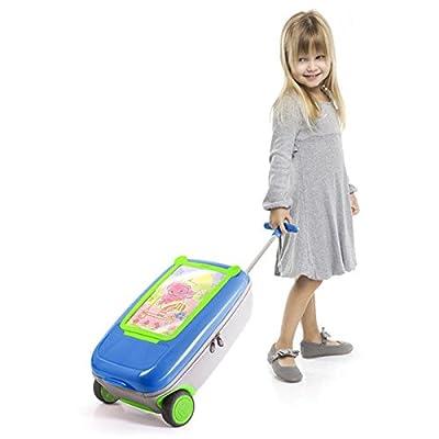 BenBat GoVinci Kids Wheeled Hardcase Trolley