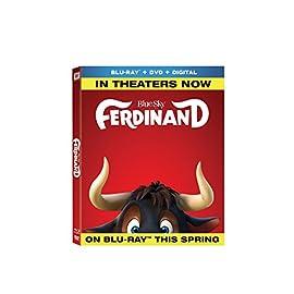 Ferdinand-Blu-ray
