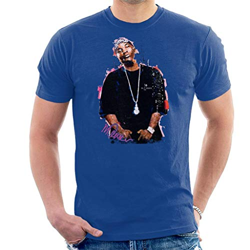Sidney Maurer Original Portrait of Young Jeezy Men's T-Shirt