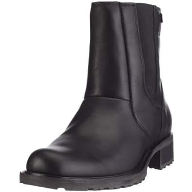 Sebago Women's Saranac Low Boot, Black, 5 M US