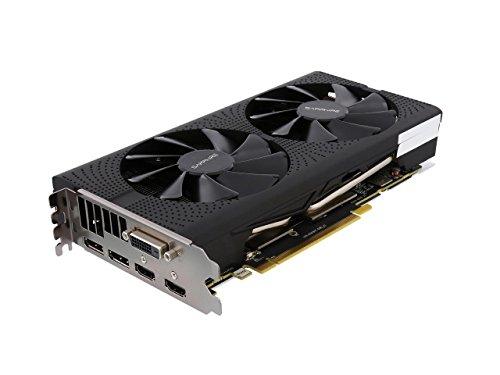 Sapphire PULSE Radeon RX 570 4GB GDDR5 PCI-E Dual HDMI / DVI-D / Dual DP OC w/ Backplate (UEFI), 100412P4GOCL