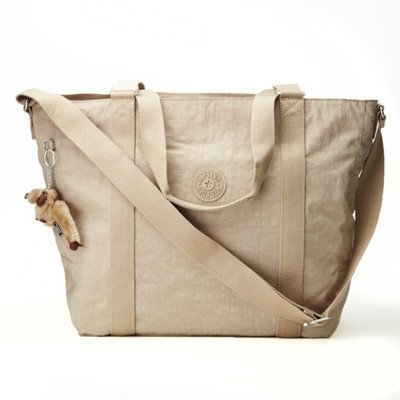 Adara Medium Tote Bag Color: Caffe - Medium Tote Adara