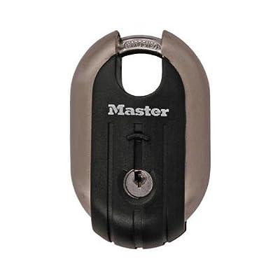 Master Lock 185XD 1-15/16 Inch Titanium Series Discus Padlock