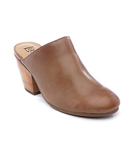 Brown Latigo Wood - Latigo SHODOWN Women's Heels Cocoa Size 9.5 M (LA11152)