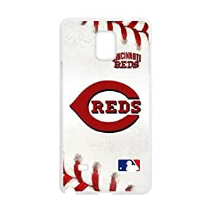 baseball reds Phone Case for Samsung Galaxy Note4 Case hjbrhga1544
