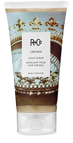 - R+Co Crown Scalp Scrub, 5.5 oz