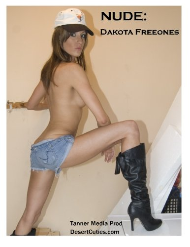 NUDE: Dakota Freeones: Adult Nude Photography (Volume 9)