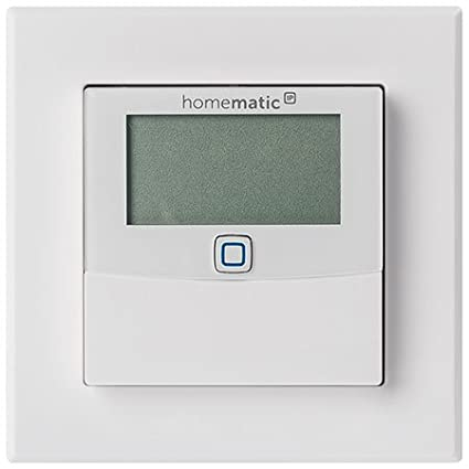 ELV Homematic IP Temperatur//Luftfeuchtesensor mit Display HmIP-STHD ARR-Bausatz