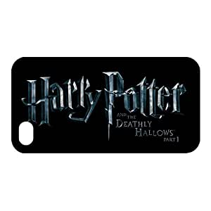 Iphone 4 4s de Custome Design Printing Caso Harry Potter Tema duro de la cubiertaE-001029