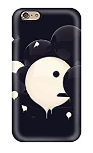 6 Scratch-proof Protection Case Cover For Iphone/ Hot Digital Art Phone Case