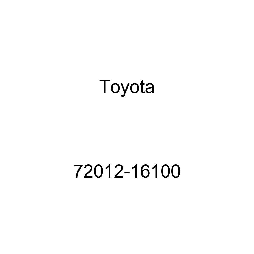 TOYOTA 72012-16100 Seat Adjuster