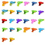 Fun-Here Squirt Guns Fun Summer Toy for Kids Adults,Multicolor Water Gun Blaster in Buck Party Pool Bath Favors Outdoor Indoor Toy (Pack of 26)