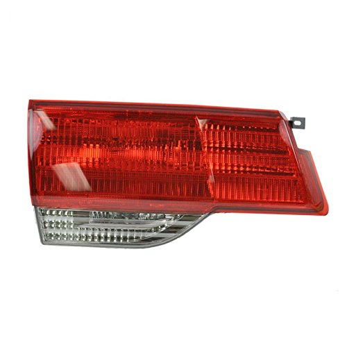- Inner Taillight Taillamp Driver Side Left LH LR for 08-10 Honda Odyssey Van