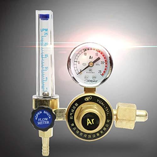 Mig Argon Flow Meter CO2 Regulator Welding Weld Air Compressors Flow Meter Contr
