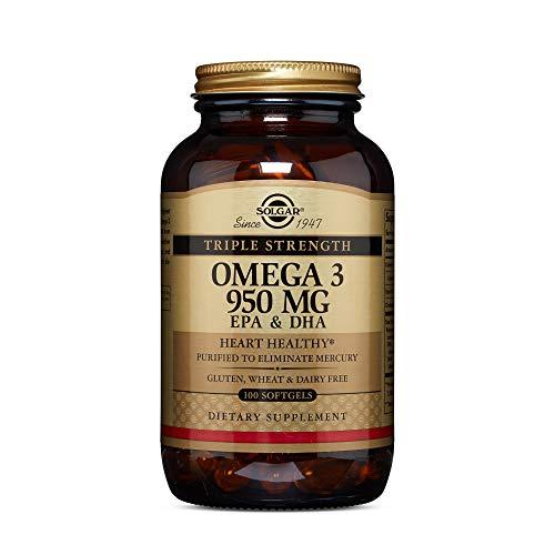Solgar Triple Strength Omega-3