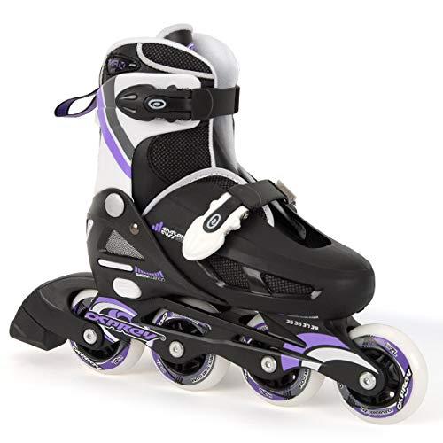 Noir Rollers Violet Blanc Osprey fille qwdAxT714E